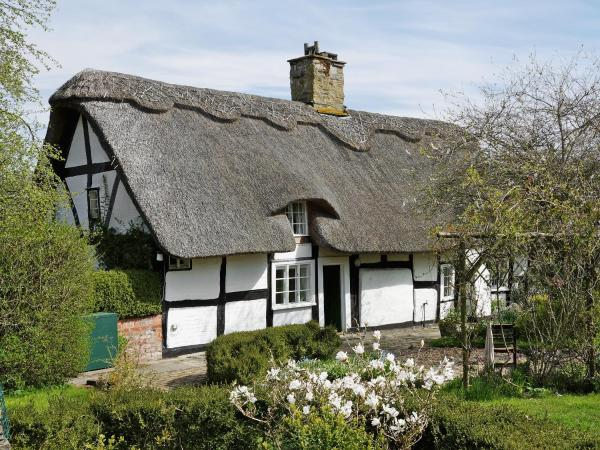 Yeomans Cottage in Clunton, Shropshire, England