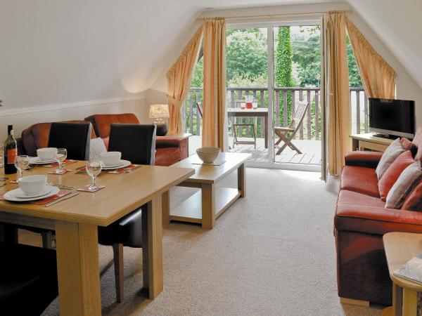 Sylvian Lodge in Gunnislake, Cornwall, England