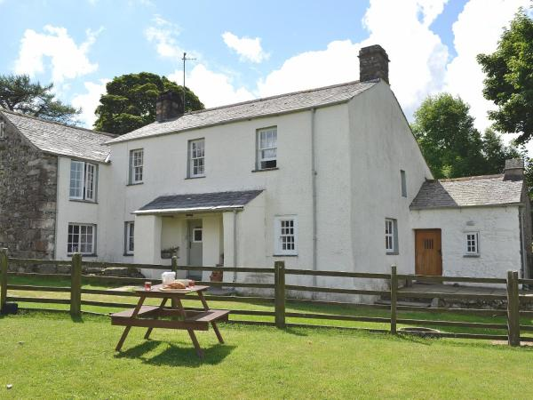 Birkerthwaite Farmhouse in Eskdale, Cumbria, England