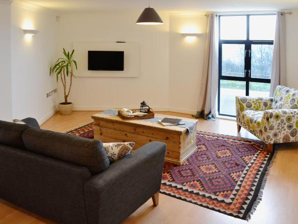 Linhay Apartment in St Austell, Cornwall, England