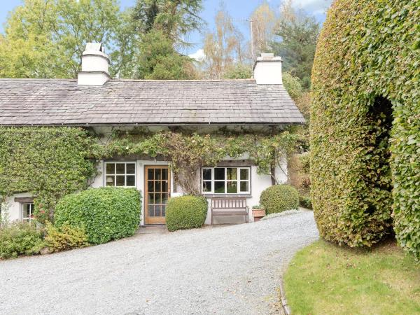 Rowlandson Ground Cottage in Coniston, Cumbria, England
