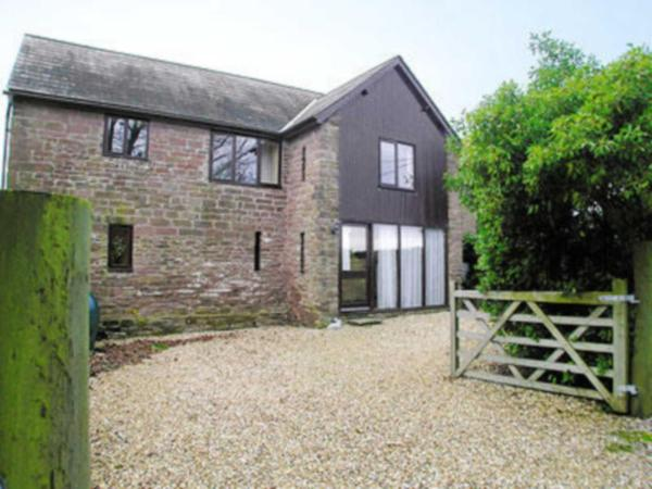 Granary Cottage in Much Birch, Herefordshire, England