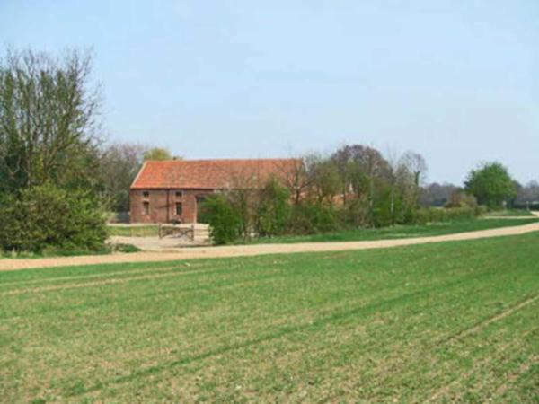 North Barn in Thursford, Norfolk, England