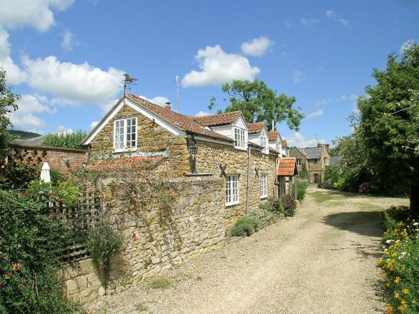 The Coach House in Chideock, Dorset, England