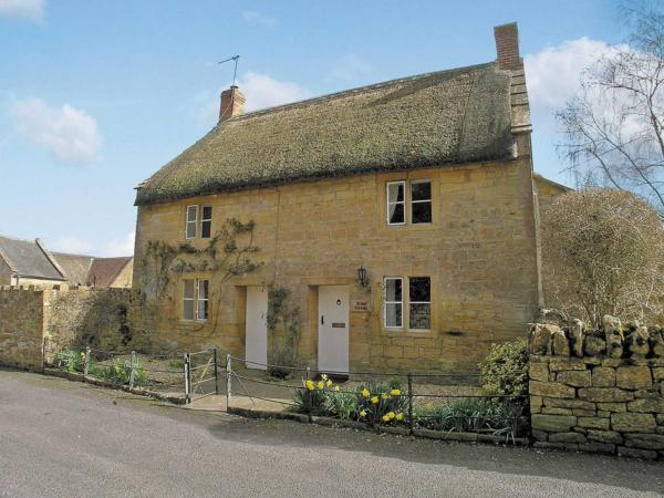 Rose Cottage in South Petherton, Somerset, England