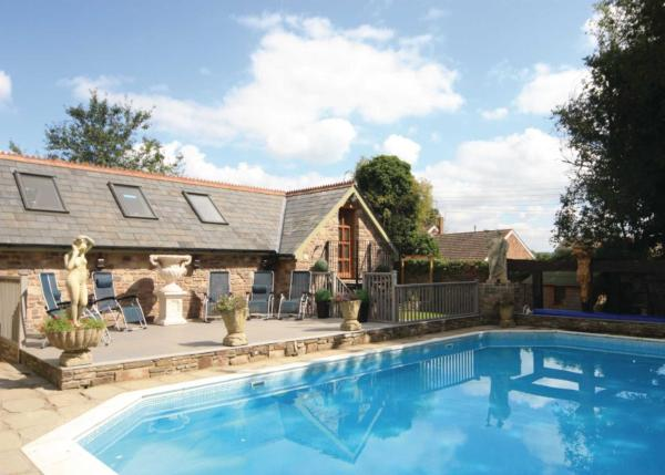 Willsbrook Lodge in Raglan, Monmouthshire, Wales