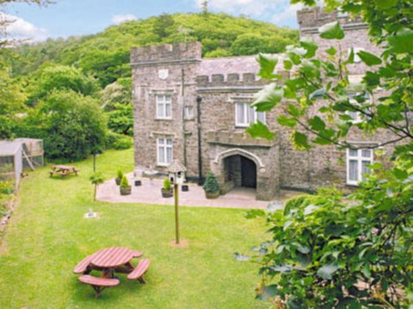 Kingfisher Cottage in Great Torrington, Devon, England