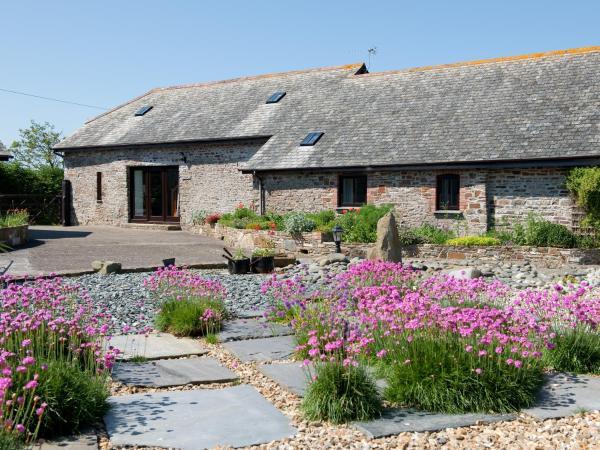 Wistaria Cottage in Hartland, Devon, England