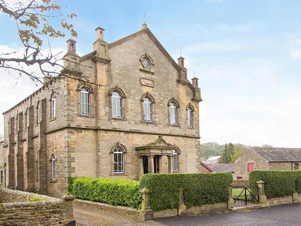 Springfield House in Middleton in Teesdale, County Durham, England
