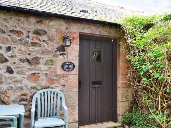 Lavender Cottage in Wooler, Northumberland, England