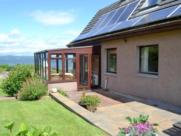 Lum Hat House in Invergordon, Highland, Scotland
