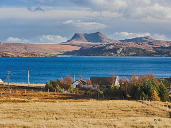 Wilderness Retreat in Laide, Highland, Scotland
