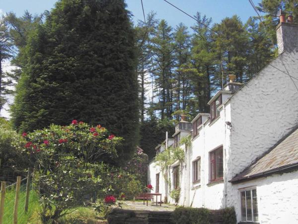 Cwm in Capel-Curig, Conwy, Wales