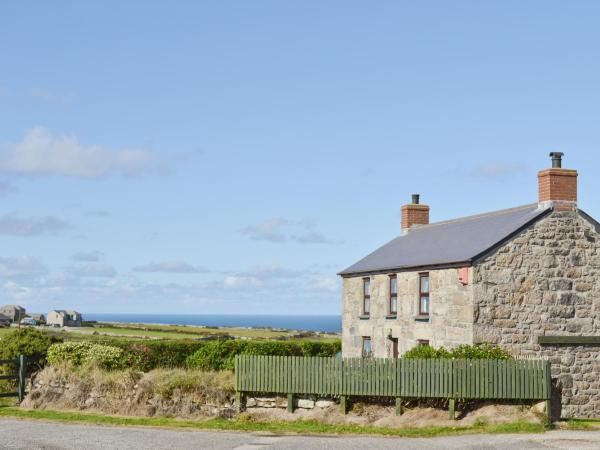 Chyrose Farm Cottage in St Just, Cornwall, England