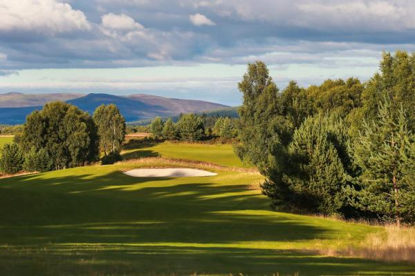 Macdonald Spey Valley Golf & Country Club in Aviemore, Highland, Scotland