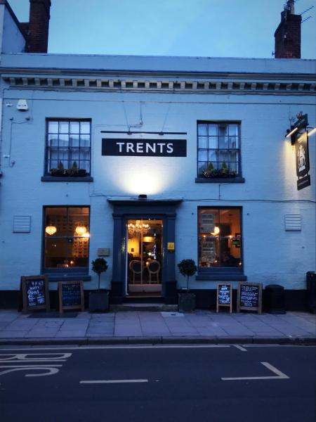 Trents in Chichester, West Sussex, England