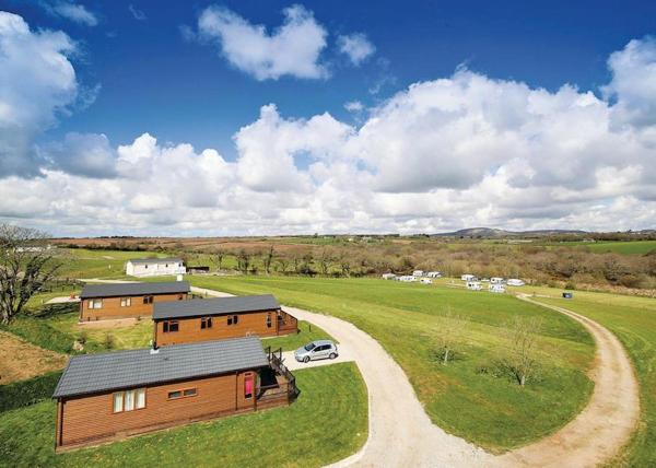 Meadow Lakes Holiday Park in St Austell, Cornwall, England