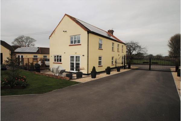Crossway House in Bridgwater, Somerset, England