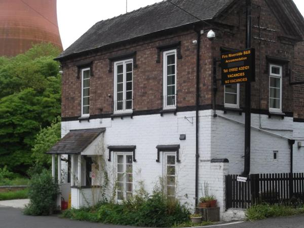 Firs Riverside B&B in Ironbridge, Shropshire, England