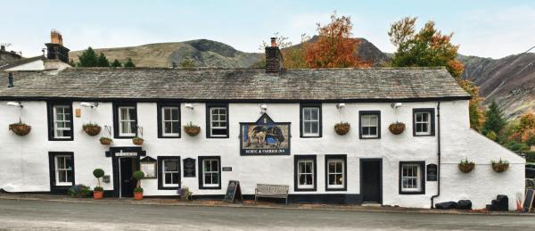 The Horse and Farrier Inn and The Salutation Inn Threlkeld Keswick in Threlkeld, Cumbria, England