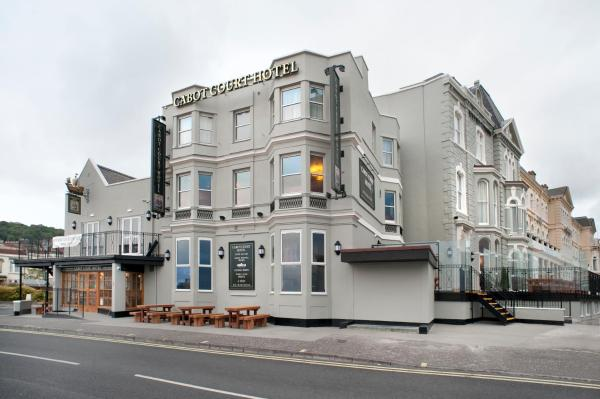 Cabot Court Hotel in Weston-super-Mare, Somerset, England