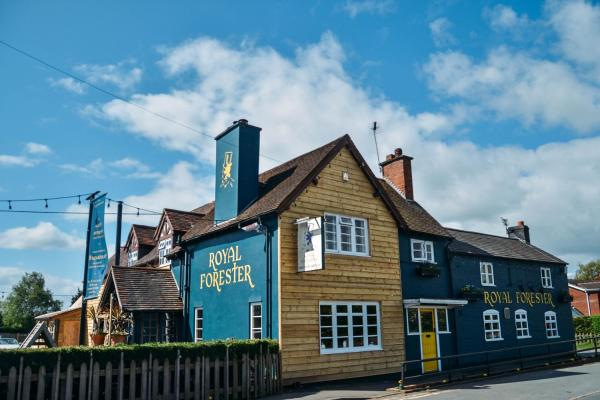 Royal Forester Country Inn in Bewdley, Worcestershire, England