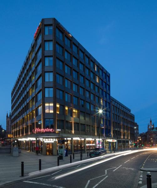 Hampton by Hilton Newcastle in Newcastle upon Tyne, Tyne & Wear, England