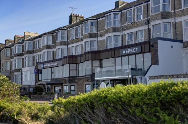Lothersdale Hotel in Morecambe, Lancashire, England