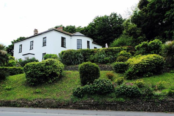 Laston House in Ilfracombe, Devon, England