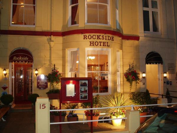 The Rockside in Scarborough, North Yorkshire, England