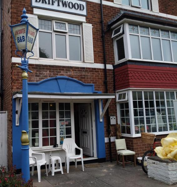 The Driftwood Hotel in Skegness, Lincolnshire, England