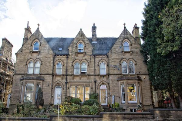 Ashfield Hotel in Huddersfield, West Yorkshire, England