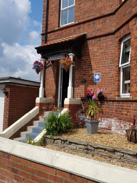 Autumn Leaves Guest House in Whitby, North Yorkshire, England