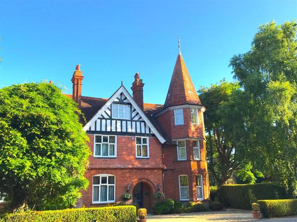 The Rufus House in Lyndhurst, Hampshire, England