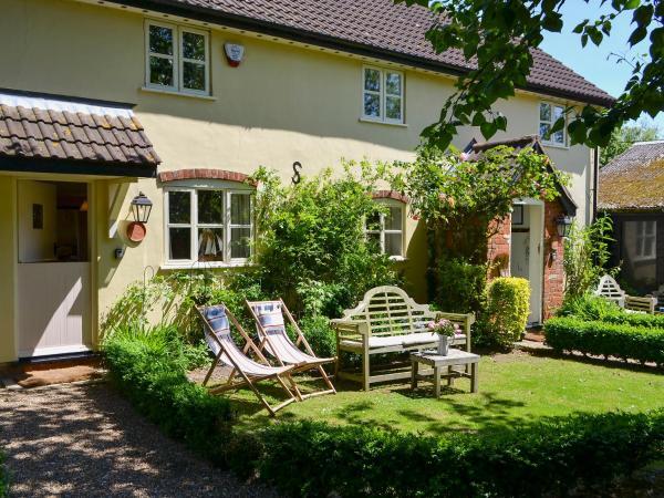 Harness Cottage in Needham Market, Suffolk, England