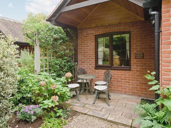 Walnut Cottage in Risby, Suffolk, England