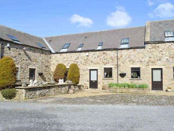 The Old Byre in Frosterley, County Durham, England