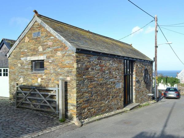 Saundry's Barn in Port Isaac, Cornwall, England