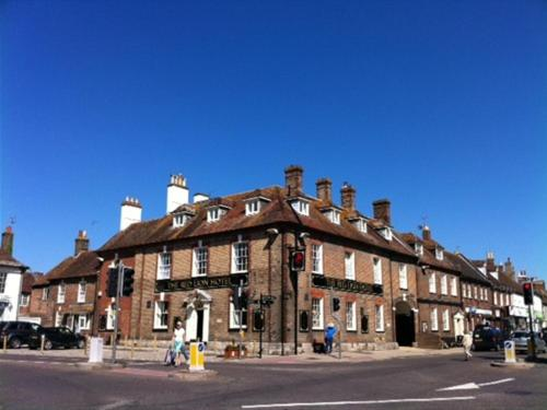 The Red Lion Hotel in Wareham, Dorset, England