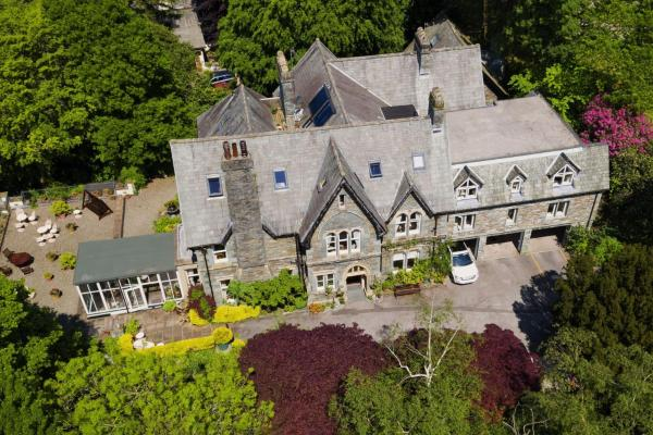 The Old Vicarage in Ambleside, Cumbria, England