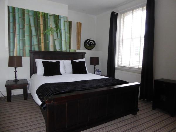 Bamboo Guesthouse in Bournemouth, Dorset, England