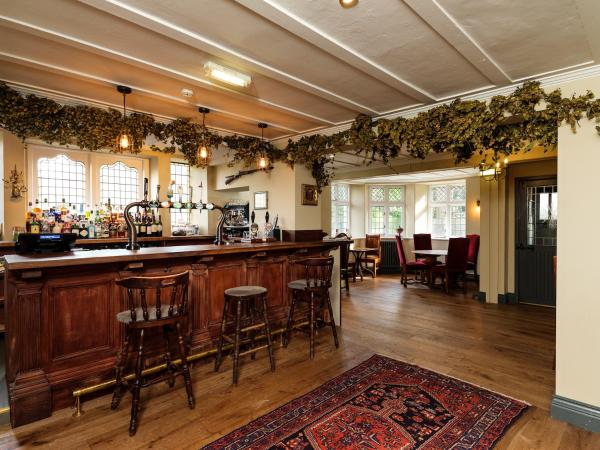 The Wheatsheaf at Beetham in Sandside, Cumbria, England