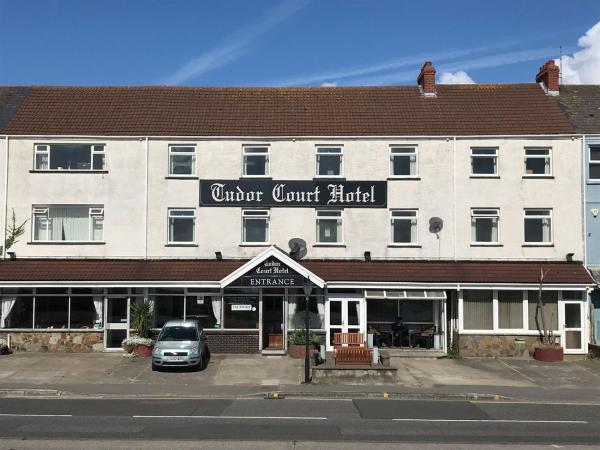 Tudor Court Hotel in Swansea, Glamorgan, Wales