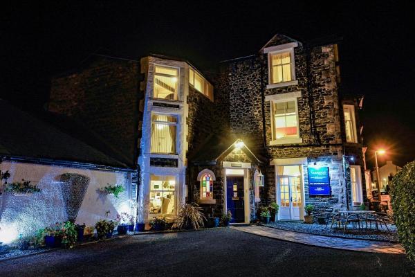 Sunnyside Guest House in Keswick, Cumbria, England