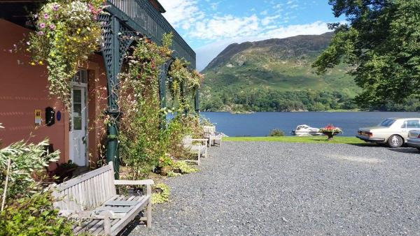 Glenridding House in Glenridding, Cumbria, England