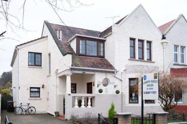 Linden Guest House in Stirling, Stirlingshire, Scotland