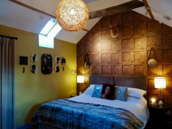 Hayeswood Lodge Boutique B&B in Stanley, Derbyshire, England
