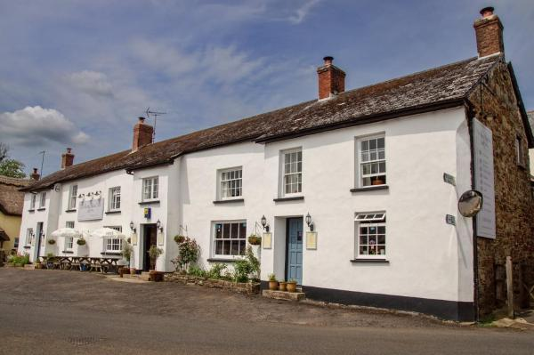 Rams Head Inn in Dolton, Devon, England