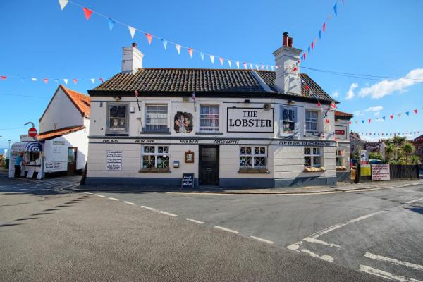 The Lobster Inn in Sheringham, Norfolk, England