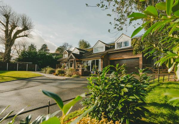 Everglades Bed and Breakfast in Oswestry, Shropshire, England